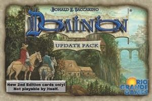 Dominion 2nd Edition Upgrade Pack